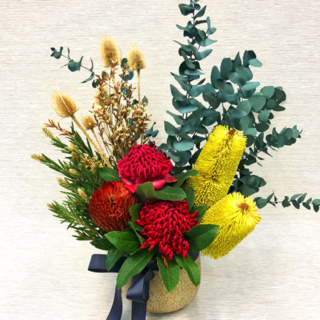 Unstructured Modern Bouquet
