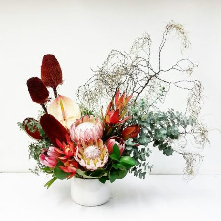 Natives & Texture Bouquet